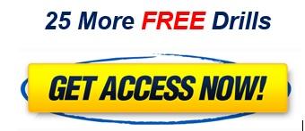 25 free drills - TOC